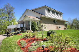 GREAT FAMILY HOME WITH RENTAL SUITE IN BANCROFT ONTARIO