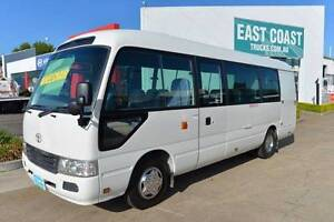 TOYOTA COASTER DELUXE BB50R ** WHEELCHAIR ACCESS ** #4964 Archerfield Brisbane South West Preview