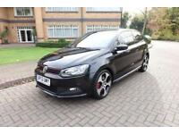 2013 Volkswagen Polo 1.4 Gti DSG Left hand drive lhd UK Registered