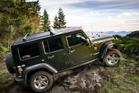 2008 Jeep Wrangler Rubicon Unlimited 3.8L Lifted