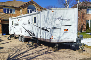 2008 WindJammer by Forest River Rockwood 3001W