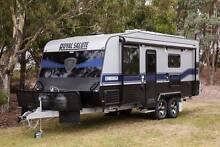 New 2016 Royal Salute Edinburgh by Royal Salute Caravans Somerton Hume Area Preview