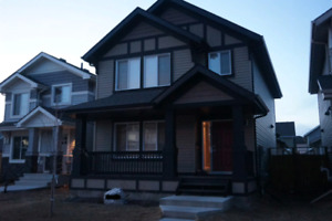 Northwest Edmonton Home For Rent
