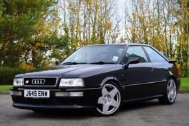 1991 Audi 2.2 S2 Coupe 3dr Petrol Manual Quattro (220 bhp)