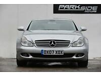 2007 Mercedes-Benz CLS 3.0 CLS320d CDI 7G-Tronic 4dr