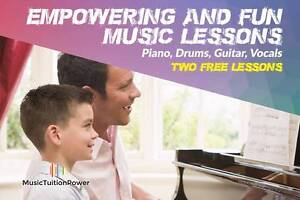 Empowering and Fun Drum lessons- Get 2 FREE lessons! Newport Pittwater Area Preview
