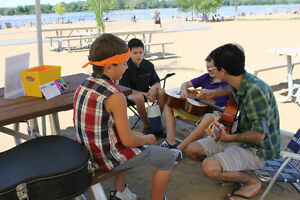 Sign Up for Guitar Lessons THIS SUMMER at SHS!