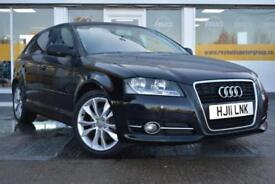 2011 11 Audi A3 2.0TD Sport BAD CREDIT CAR FINANCE AVAILABLE