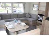 BK Bluebird Lymington Static holiday home brand new
