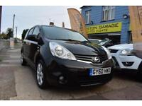 BAD CREDIT CAR FINANCE AVAILABLE 2010 60 NISSAN NOTE 1.6 TENKA AUTOMATIC