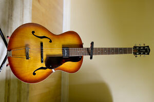 Price Drop - Godin 5th Ave with Shadow AZ48 pickup
