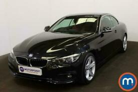 image for 2017 BMW 4 Series 420d [190] Sport 2dr Auto [Business Media] Convertible Diesel