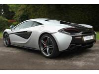 2018 McLaren 570 V8 SSG Auto Coupe Petrol Automatic