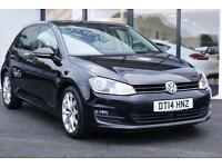 2014 Volkswagen Golf 2.0 TDI BlueMotion Tech GT 5dr (start/stop)