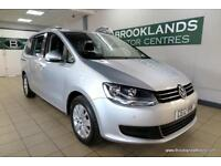 Volkswagen Sharan SE TDI 2.0 140 DSG Auto [4X SERVICES and DAB RADIO]