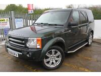Land Rover Discovery 3 TDV6 HSE 4x4 Diesel 7 Seats