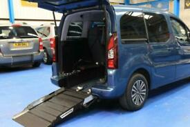 image for Peugeot Partner PETROL Wheelchair mobility adapted disabled accessible vehicle