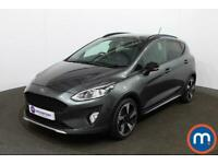 2018 Ford Fiesta 1.0 EcoBoost Active B-PlusO Play Navigation 5dr Hatchback Petro