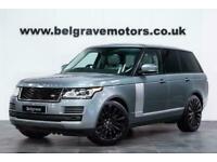 "Land Rover Range Rover TDV6 VOGUE 22"" HAWKE ALLOYS PAN ROOF CAMERA MERIDIAN TV"
