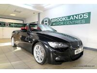 BMW 3 SERIES 320d M SPORT [3X SERVICES, LEATHER and HEATED SEATS]