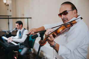 Piano and violin duo for your next party or wedding!