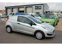 2013 Ford Fiesta 1.6 TDCi ECOnetic Van CAR DERIVED VAN Diesel Manual