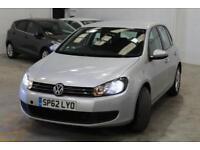 2012 Volkswagen Golf 1.6 TDI Match 5dr
