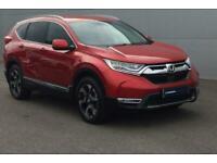 2018 Honda CR-V 5dr 1.5ivtec Sr Cvt Auto Estate Petrol Automatic