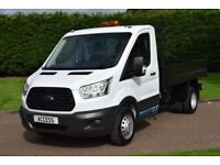 Ford Transit S/C tipper T350 2.2 tdci 6 speed