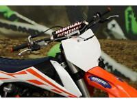 KTM SX 150 Motocross Bike