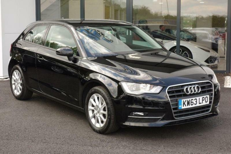 2014 audi a3 2 0 tdi se s tronic 3dr in derby. Black Bedroom Furniture Sets. Home Design Ideas