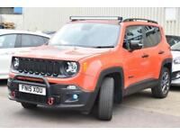 2015 Jeep Renegade 2.0 MultiJet Limited Auto 4WD 5dr