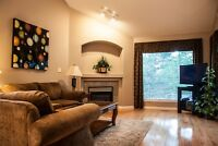 2 Bedroom with Den Furnished Townhouse Carter Crest Edmonton
