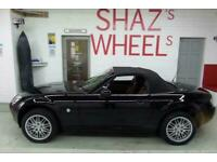 2008 Mazda MX-5 1.8i 2dr CONVERTIBLE Petrol Manual
