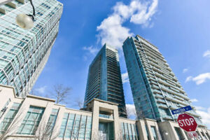 Elegant 1 Bedroom Condo With Large Closet, High Ceilings