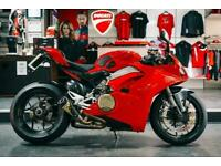 DUCATI Panigale V4 ** FULL DEALER HISTORY and ARROW CANS **
