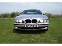2000 BMW 5 Series 2.5 523i SE 4dr