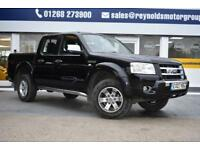 Ford Ranger 2.5TDCi 4x4 XLT Thunder Double Cab GOOD AND BAD FINANCE AVAILABLE