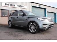 2014 Land Rover Range Rover Sport SDV6 HSE Sport Start/Stop Diesel grey Automa