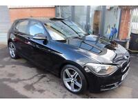 BMW 118d SPORT-£30 ROAD TAX