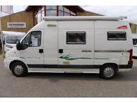 Trigano Tribute 2 Berth motorhome