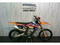 KTM 250 XC-F 2017 CROSS COUNTRY ENDURO BIKE ONLY 27 HOURS AT CRAIGS MOTORCYCLES