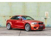 2011 BMW 1M Coupe 3.0 Manual E82