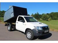 Toyota Hi-Lux 2.5D-4D 4WD HL2 Arb Tipper Truck £12,495 + Vat