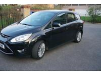 Ford C-MAX 1.6TDCi ( 115ps ) 2011MY Titanium Black Auto Self Parking Keyless Sta