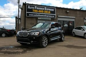 2016 BMW X3... PROVEN TO BE...  best deal on the market REDUCED!