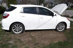 2011 Toyota Matrix XRS Hatchback