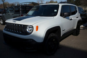 2016 Jeep Renegade Sport SUV GOT TO GO!