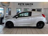 Ford Fiesta 1.6 SPORT TDCI VAN COMPLETE WITH FULL FORD SERVICE HISTORY 2015/15