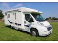 McLouis Tandy 670G 4 Berth Lowline 4 Berth Garage motorhome MANUAL 2008/08